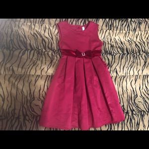 Girls dress size 6x